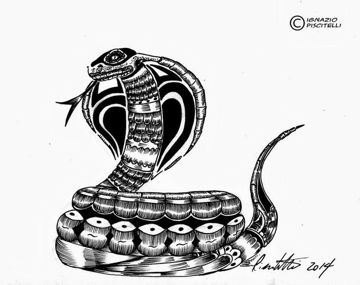 millevignette di ignazio piscitelli: Cobra