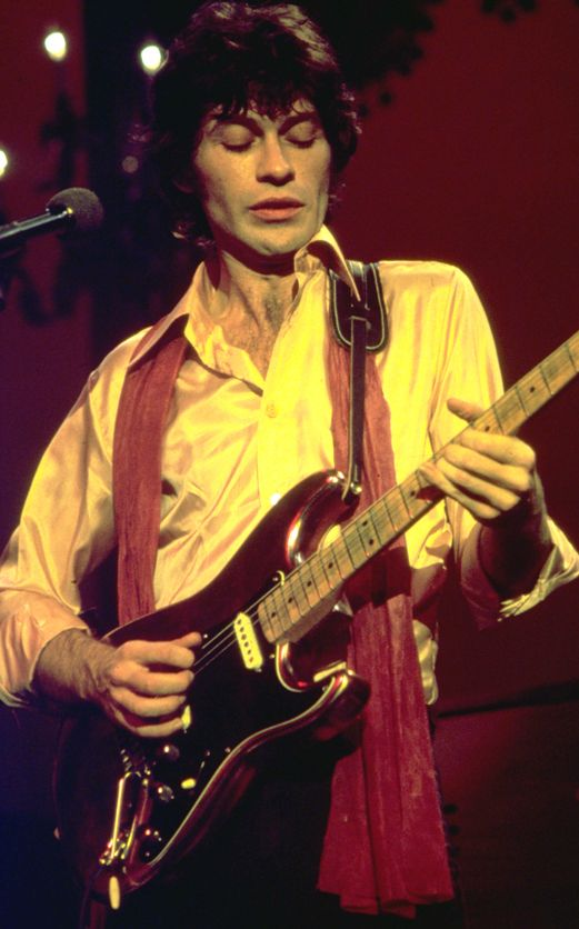 """Robbie Robertson - guitarist/songwriter for """"The Band"""". LOVE!!"""