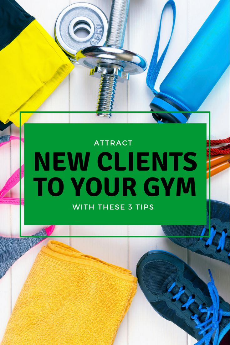 Best 25 fitness certification ideas on pinterest wellness attract new clients to your gym or fitness studio with these top customer engagement and marketing xflitez Images