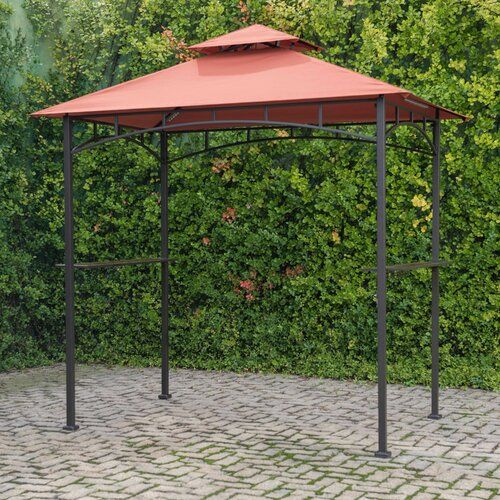 3 x 2.5 m Outdoor Gazebo Canopy Shelter Patio Garden Tent BBQ Cooking Shelter UK