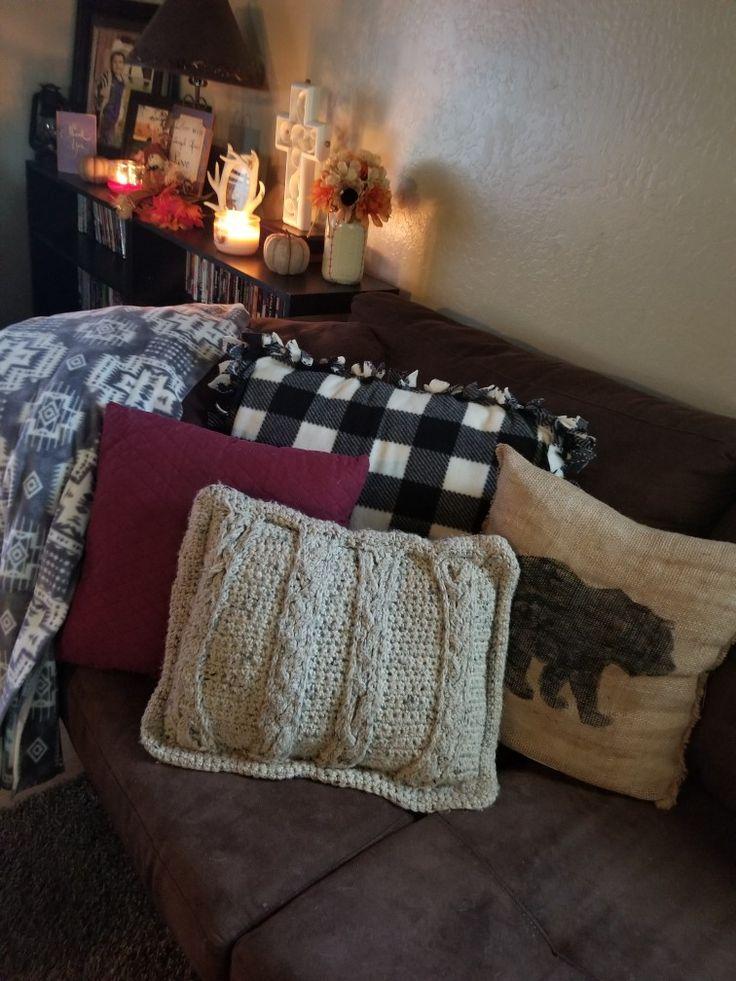Best 20+ Tie pillows ideas on Pinterest