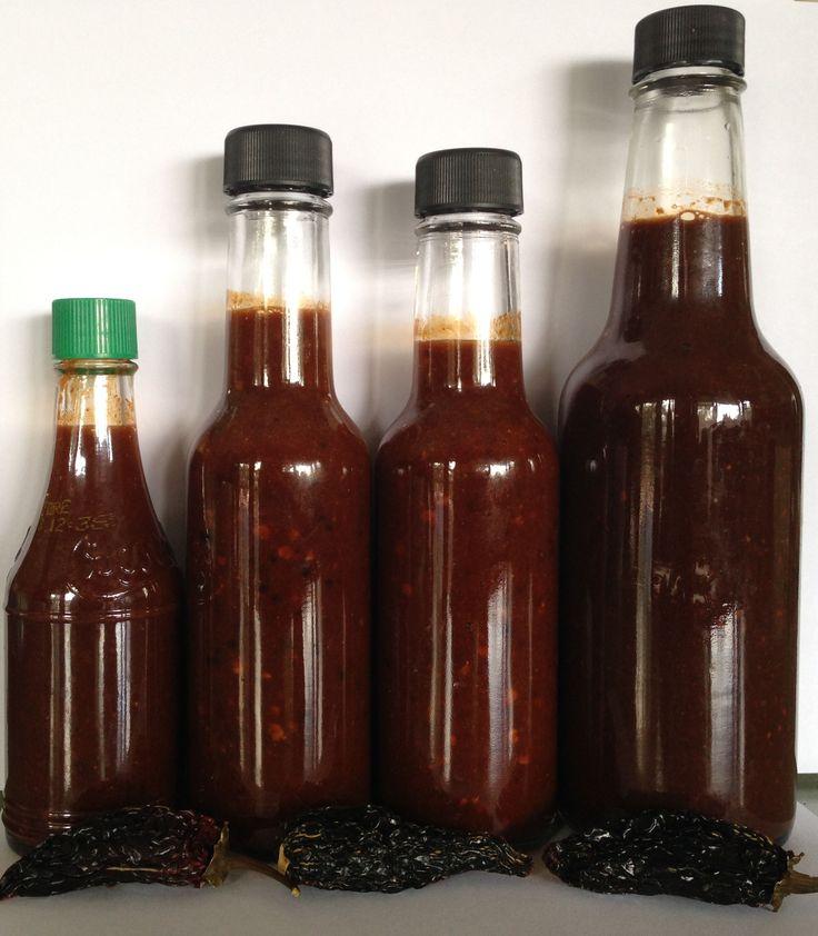 Chipolte Hot Sauce, Batch #1010