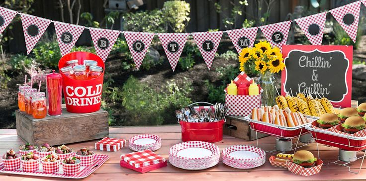 Picnic Party Theme - Picnic-Themed Party Supplies - Party City