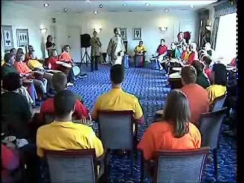 Drum Circle - Drumming Team Building Activity & Workshop - Firebird Events Ltd Let's all play our drum