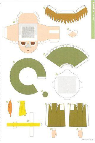 Yokosumi uploaded this image to 'Figures/Paper craft/Moomin craft'. See the album on Photobucket.