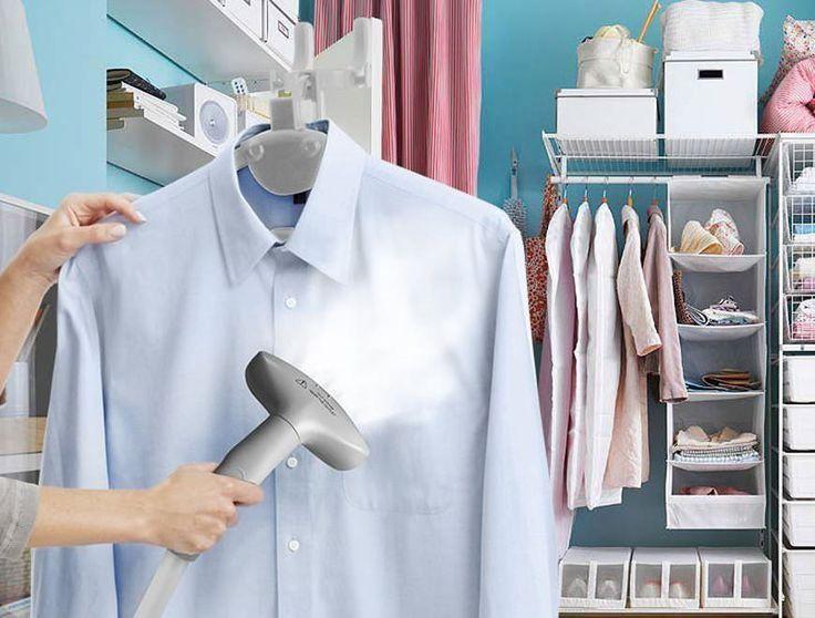 Современные отпариватели для одежды