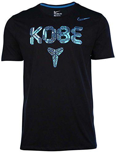Nike Men's Dri-Fit KOBE Pattern Basketball T-Shirt - http://weheartlakers.com/lakers-shirts/nike-mens-dri-fit-kobe-pattern-basketball-t-shirt