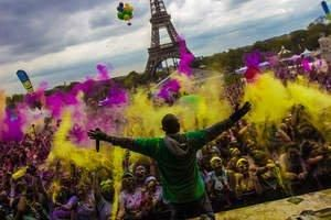 IMG Worldwide and The Color Run(TM) Extend Multi-Year Agreement ...