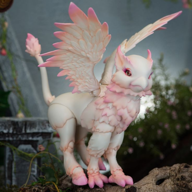 OUENEIFS Fantasy Art Linha Hipogrifo Rus bjd resin figures luts ai yosd volks kit doll for sales toy gift iplehouse soom lati fl#fl
