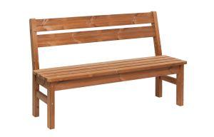 Dřevěný zahradní nábytek PROWOOD - Lavice LV1 145