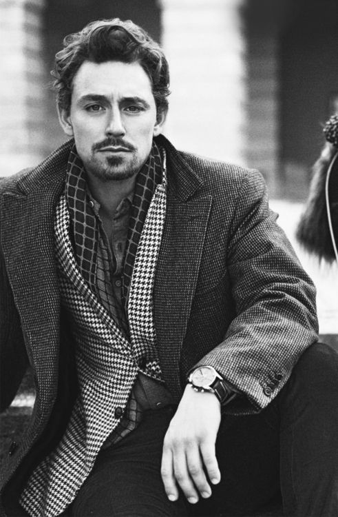 JJ Feild. Go watch Austenland now.