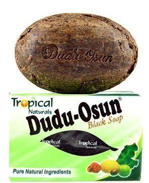 DUDU OSUN Black Soap 150 g African Soap Shea moisture Noir Honey Cocoa Aloe * For more information, visit image link.