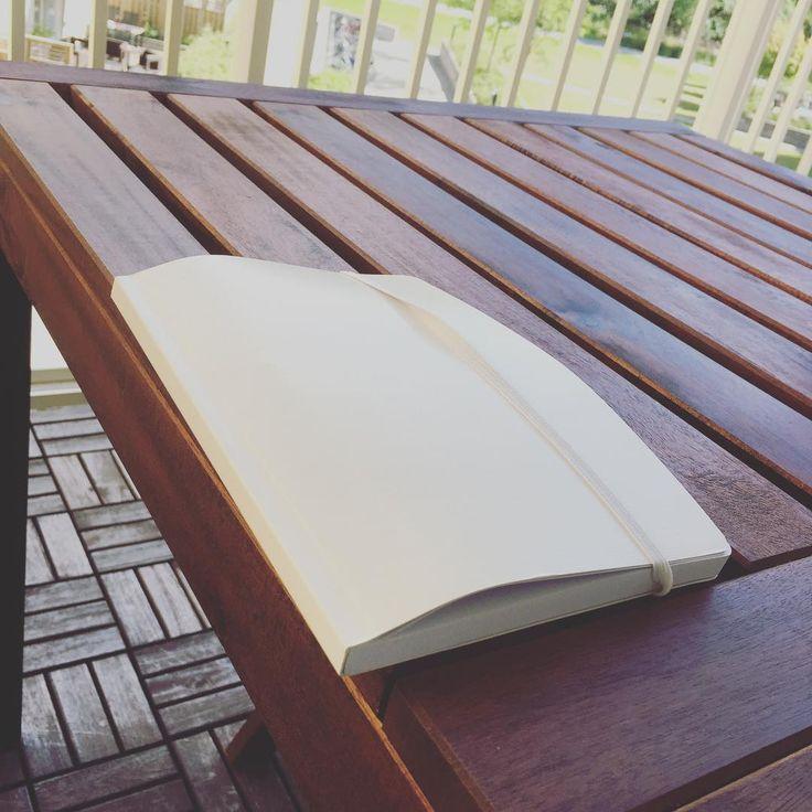 Ny tid, ny kompostbok. På semestern ska jag börja med att läsa alla mina tidigare kompostböcker i jakt på en berättelse som behöver berättas. #skriver #semester @tidningenskriva http://misstagram.com/ipost/1553685232761974947/?code=BWPzHzHjDCj