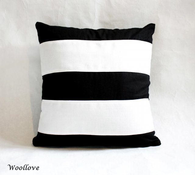 Poduszkowe Black & white
