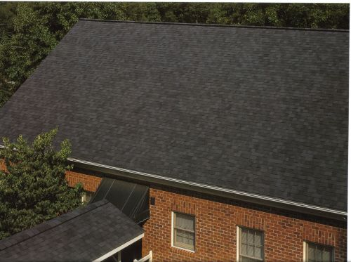 Best Certainteed Roof Shingles Moire Black House Paint 400 x 300