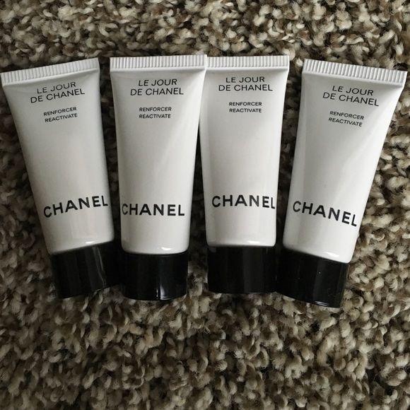 Lot of 4 Chanel Le Jour De Chanel 0.17oz Lot of 4 Chanel Le Jour De Chanel 0.17oz CHANEL Other