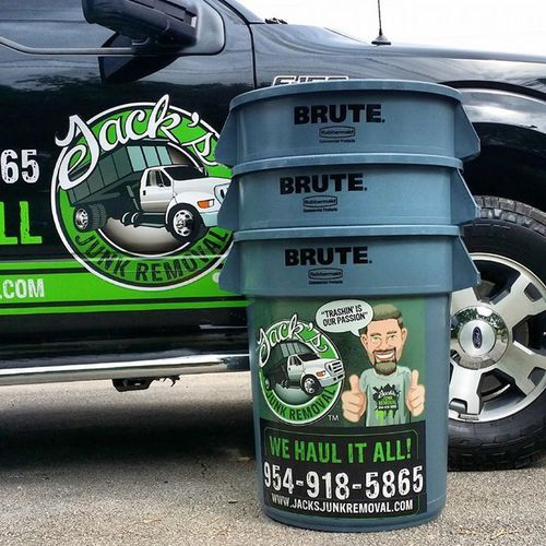 Trash removal : Trashing is our passion. Our Junk Removal Service stands alone from the competition.