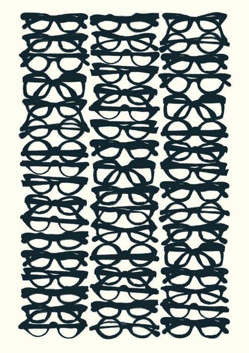. . glasses . .
