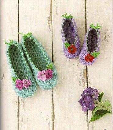 Para as crocheteiras