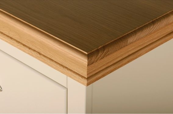 Devonshire Lundy Pine Sideboard - 2 Door 4 Drawer