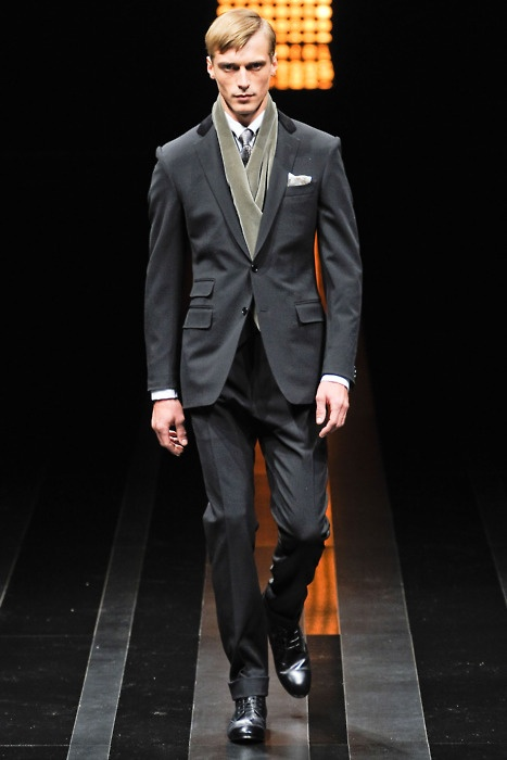 Canali looking good.