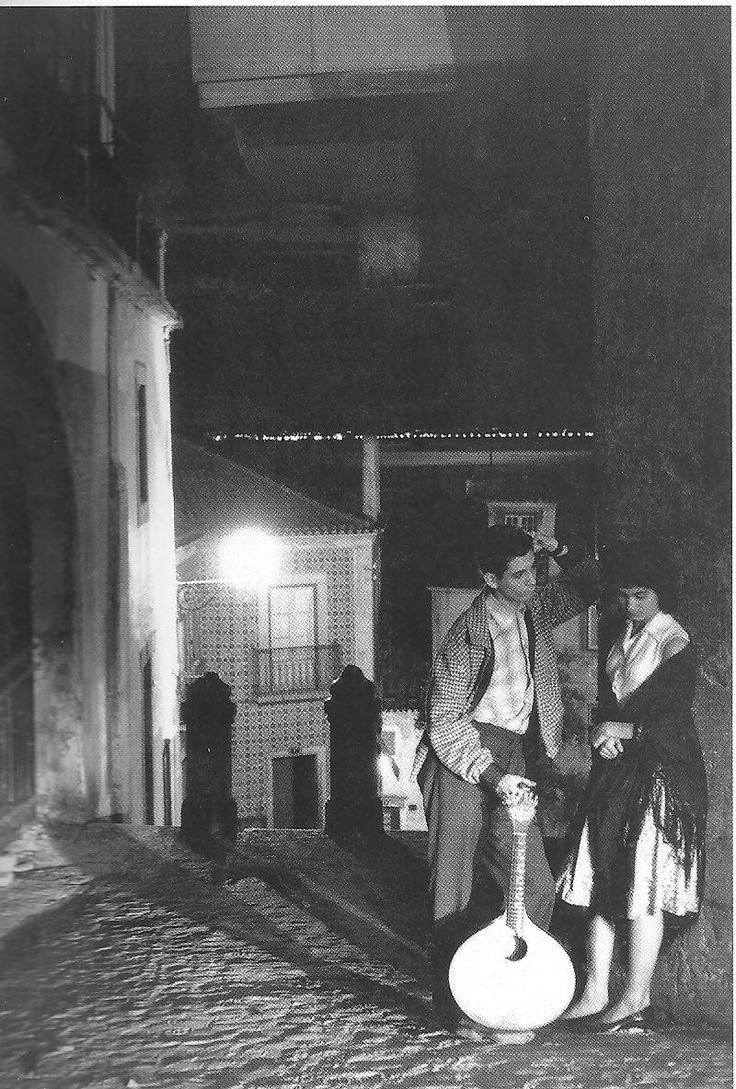 Alfama - 1947 - Lisboa
