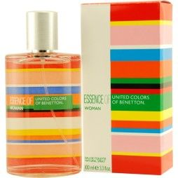 benetton ESSENCE WOMAN EDT 100ML