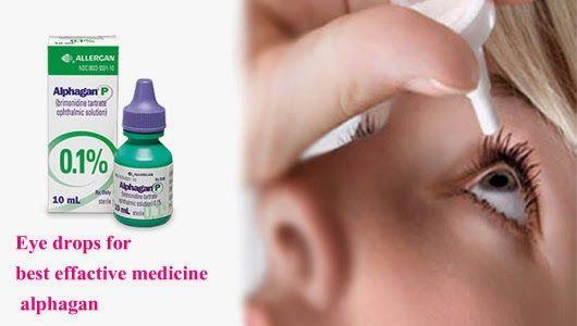 Remedymart Stay Awake: Assured glaucoma treatment by Alphagan eye drops