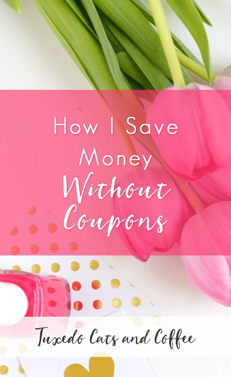 Here's a secret: I don't usually use coupons (sorry Mom). Nope, I just don't think they're a good ROI for the time it takes to deal with them. Plus I wanted to use this coupon app one time (a few, actually) but you had to physically print the coupons, and I don't have a printer and don't want to deal with the hassle of all that.  Here's how I save money without coupons.