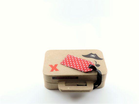 Piratas Box by Senhorinha on Etsy