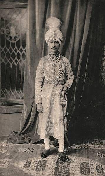 Muhammad Ahmad Ali Khan Bahadur, Nawab Of Malerkotla By Rohit SOnkiya