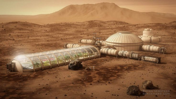 """""""Cities on Mars!"""" --SpaceX Founder Elon Musk Lays Out 'BFR' Interplanetary Transport Plans for the Red Planet (VIDEO)"""