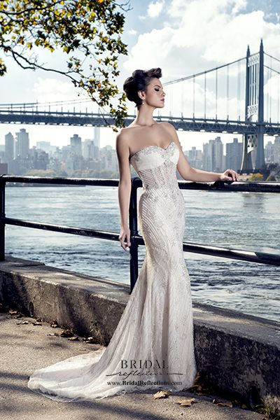 200 best Stephen Yearick 2017 Bridal Collection images on Pinterest ...