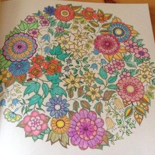 The 13 Best My Finished Colouring Pages Images On Pinterest