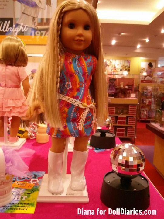 87 Best American Girl Doll Julie Images On Pinterest