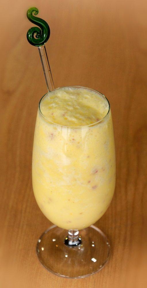 Pineapple+&+Coconut+Smoothie