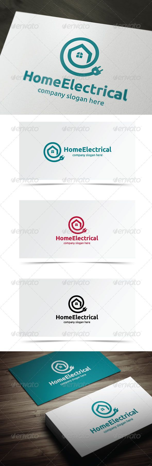 Home Electrical — Vector EPS #power #fix • Available here → https://graphicriver.net/item/home-electrical/7401644?ref=pxcr