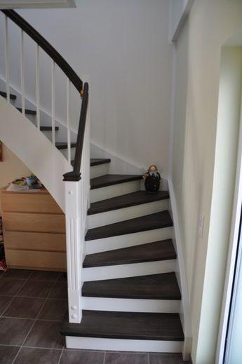 Treppenhausgestaltung – Eingangsbereich mit Flur u…