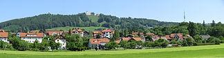 Regierungsbezirk Oberbayern Landkreis Weilheim-Schongau (Hoher Peissenberg)
