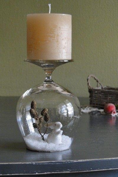 54 best images about cloche vignette on pinterest nests for Cloche verre decorative