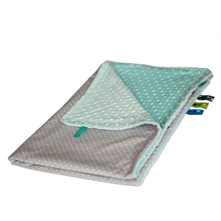 BESTSELLER OF LAST WEEK! Blanket POLKA DOTS + TIFFANY!