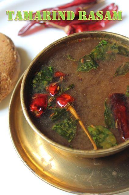 YUMMY TUMMY: Grandma's Tamarind Rasam Recipe / Puli Rasam Recipe / Puli Thanni…