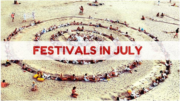 Festival in July