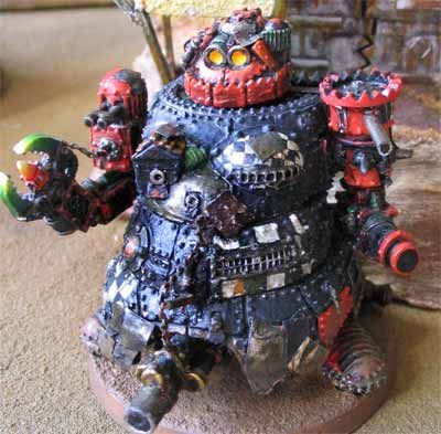 Orkimedies' Gargant Big Mobz Iron Gutz Mtn Old Skool Gt Gargant