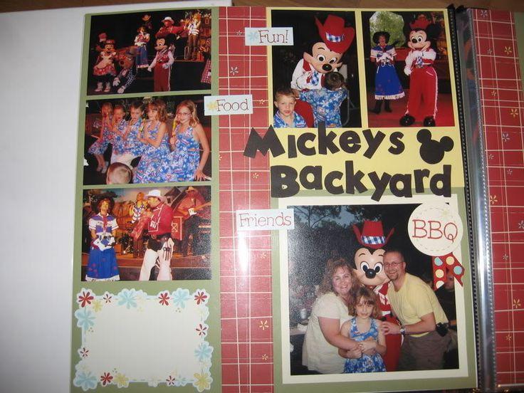 mickey 39 s backyard barbecue kimbere 39 s media