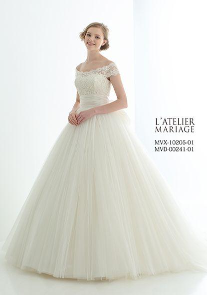 ウェディングドレス 【公式】ティアラ・ブティック ウェディング衣裳をトータルコーディネート