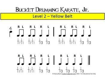 Bucket Drumming Karate                                                                                                                                                                                 More