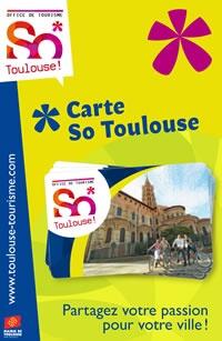 Familien-& Freunde- Tipp! Mit der So*Toulouse Karte freien Eintritt in viele Kulturelle Highlights wie Museen, Cité d´Espace...etc. haben- noch dazu völlig kostenlos.