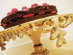 Fiona's Fancies handmade cakes and pastries - quite a bit of gluten free too... Yuuummmm