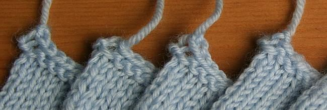 Fixing that enlarged stitch at final bind-off corner